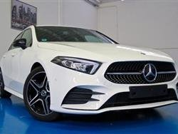 MERCEDES CLASSE A AMG LINE 163cv NIGHT PACK-Burmester-MBUX-LED-18'