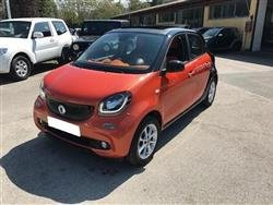 SMART FORFOUR 1.0 PASSION 71CV TWINAMIC CABRIO