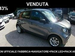 SMART FORFOUR 1000-43%PASSION+NAVIGATORE+PACK LED+PACK AMBIENT