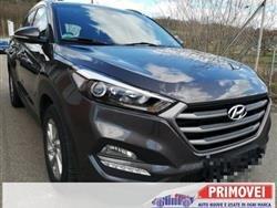 HYUNDAI TUCSON Trend 4WD
