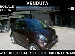 SMART FORTWO CABRIO 1000-38% dal NUOVO PERFECT CABRIO+PELLE MARRONE