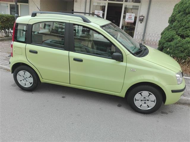 FIAT PANDA 1.1 Actual