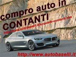 BMW SERIE 5 E90 COMPRO AUTO PAGAMENTO IN CONTANTI