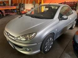 PEUGEOT 206 1.6 16V CC  Cabrio