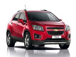 CHEVROLET TRAX 1.4 Turbo FWD LTZ