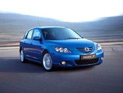 MAZDA Mazda3 1.6 TD 16V 109CV 5p. Hot DPF