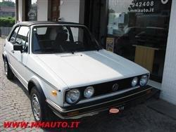 VOLKSWAGEN GOLF Cabriolet 1300 GL