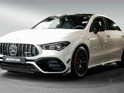 MERCEDES CLASSE CLA COUPE 45 S AMG 4Matic+